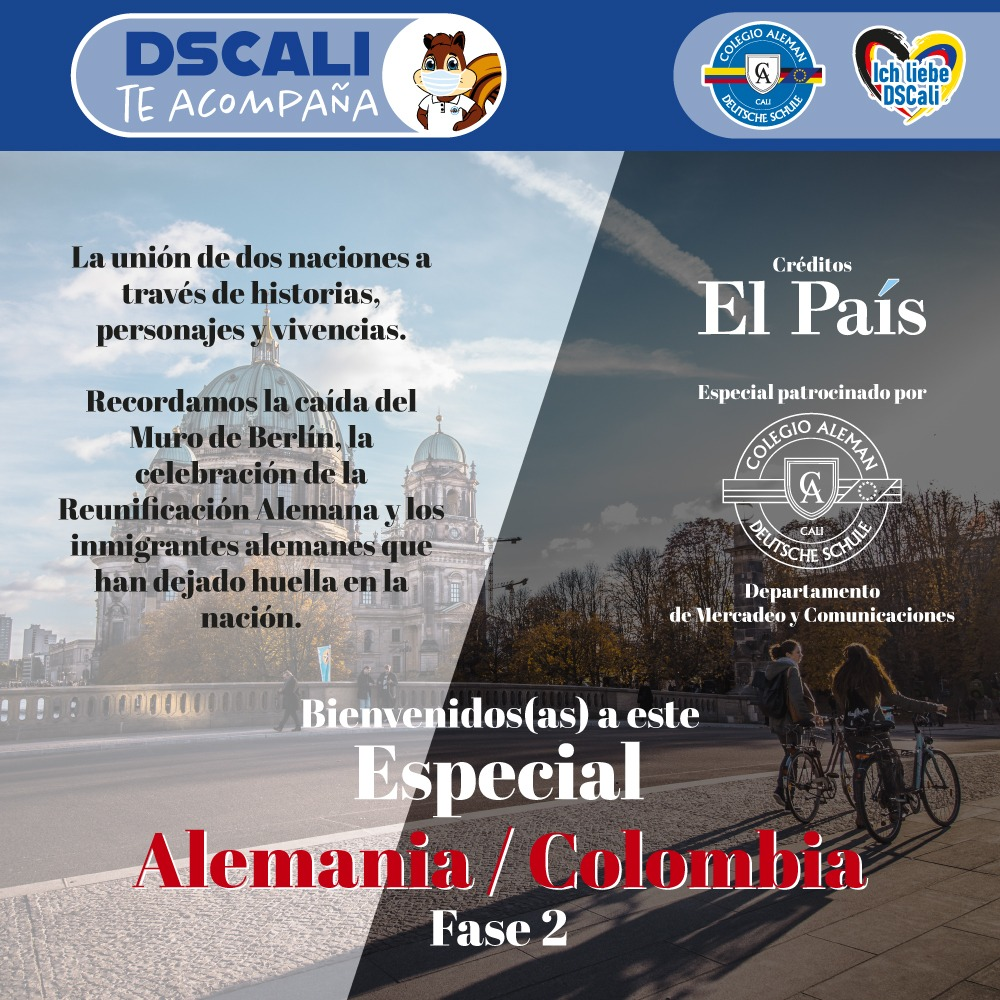Especial Colombia – Alemania, Fase 2