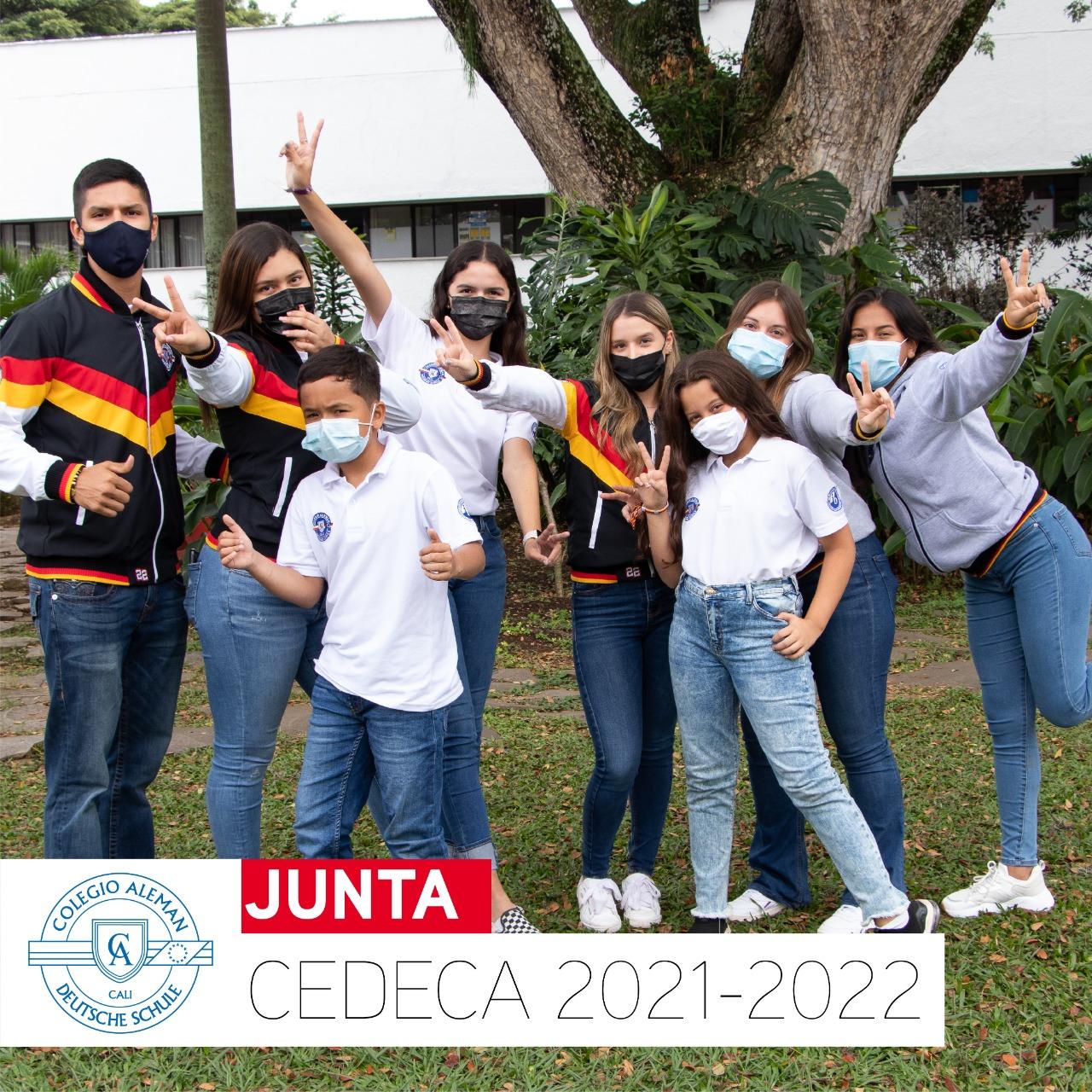 Posesión CEDECA, Personero y Profesor de Confianza