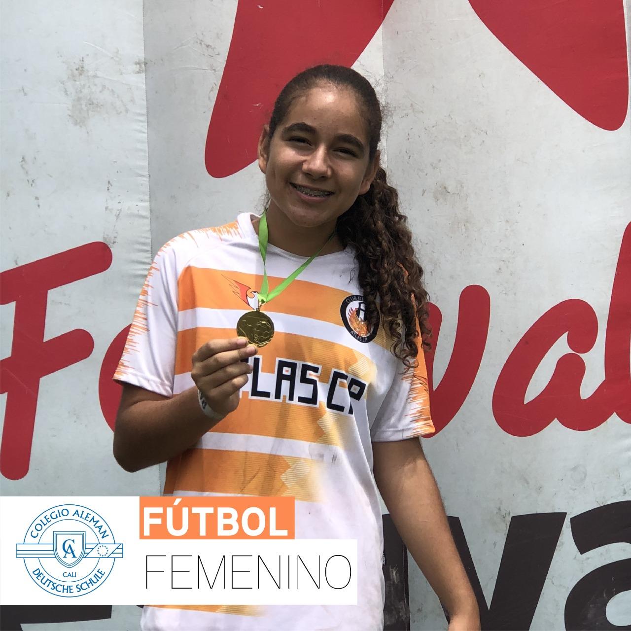 Mariana Murillo Vélez | Fútbol femenino