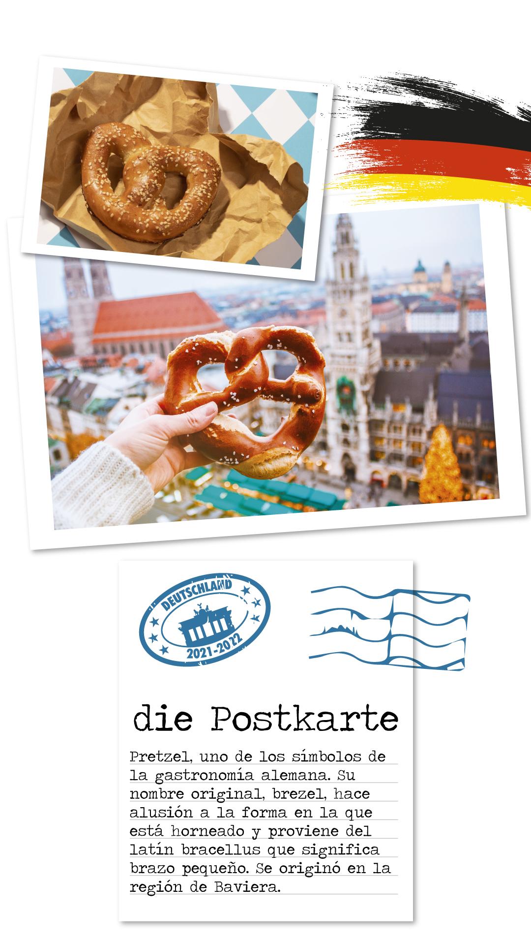 die postkarte