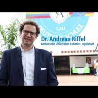 Katholische Universität Eichstätt-Ingolstadt - Andreas Riffel