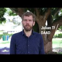 DAAD - Julian Thomas